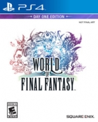 Boxshot World of Final Fantasy