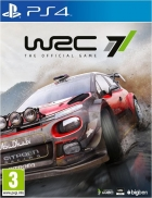 Boxshot WRC 7: The Official Game