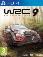 Boxshot WRC 9: The Official Game