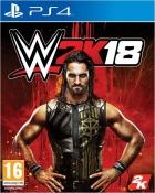 Boxshot WWE 2K18