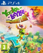 Boxshot Yooka-Laylee and the Impossible Lair