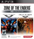 Boxshot Zone of the Enders: HD Collection