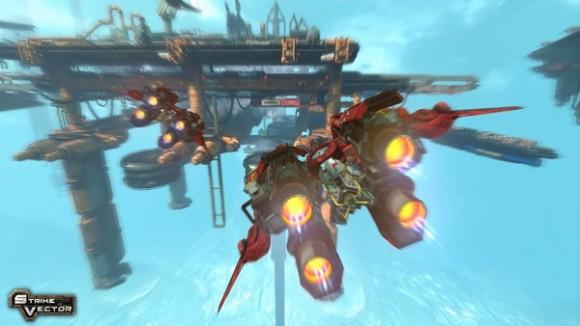 PSX-sense: Strike Vector Ex komt naar de PS4