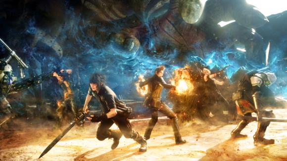 Final Fantasy XV 101