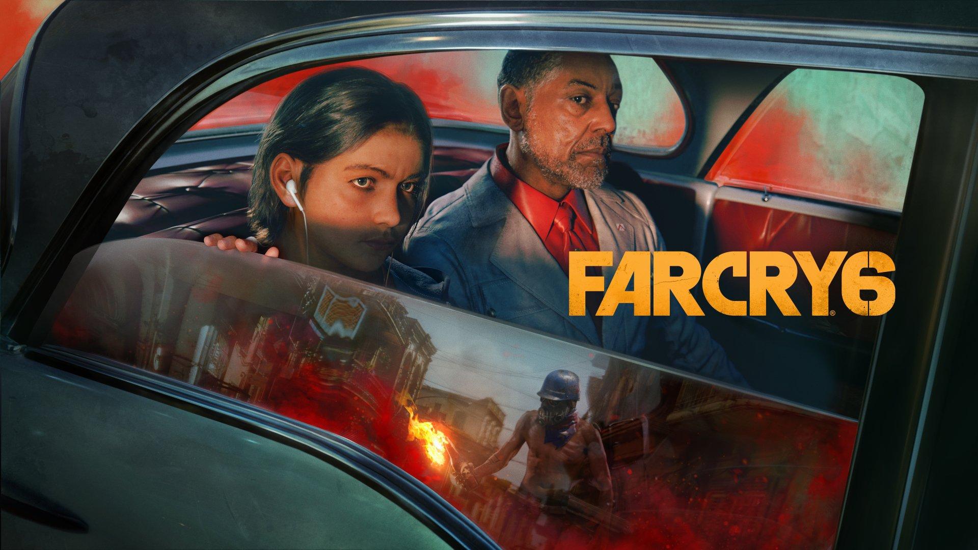 Far Cry 6 Promo Art