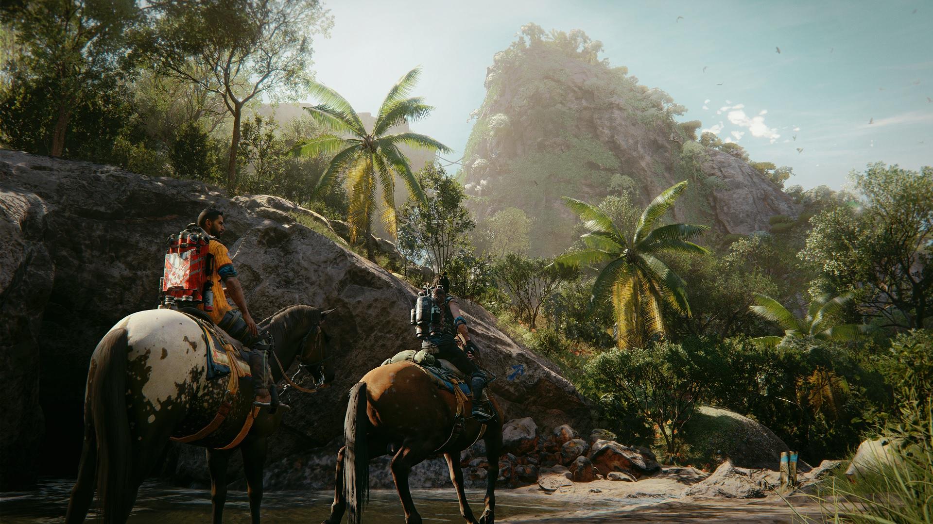 Far Cry 6 Gameplay Screenshot nieuwe trailers