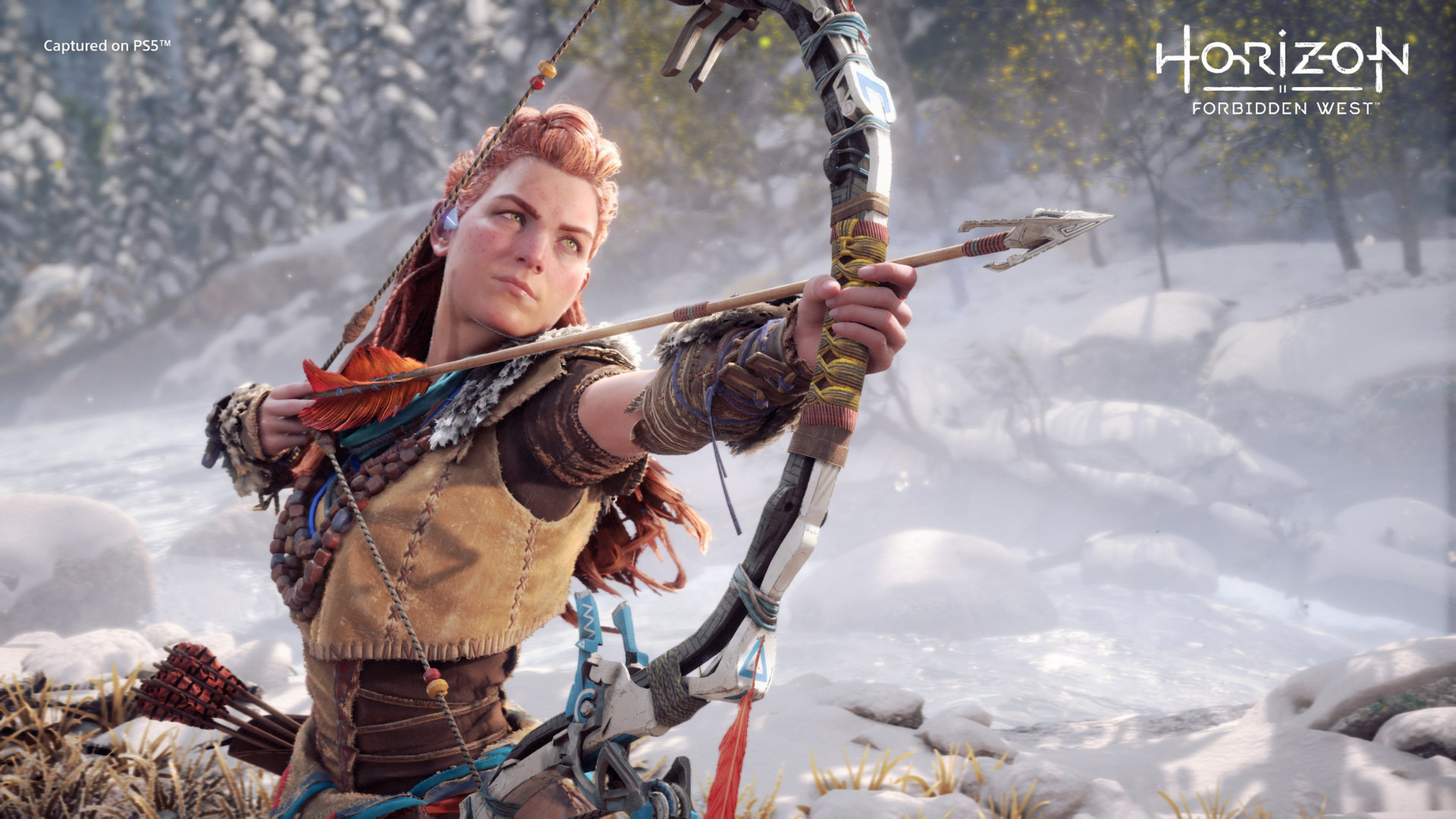 Horizon Forbidden West gameplay screenshot