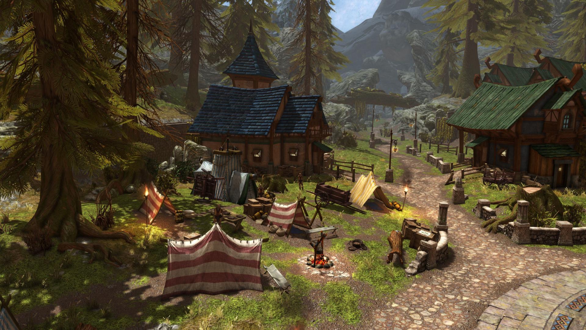 Kingdoms of Amalur DLC First Look