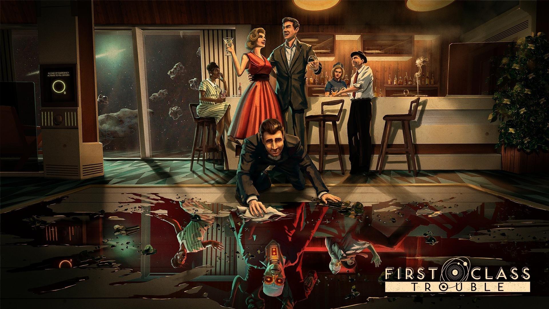 First Class Trouble PS5-versie aangekondigd