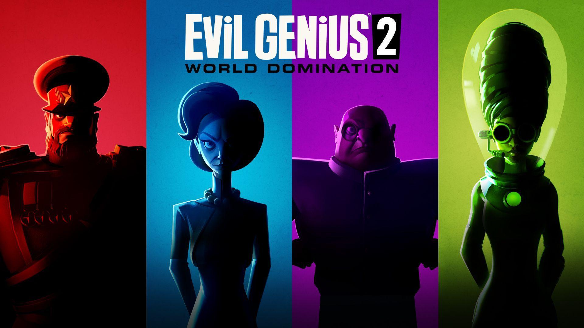 Evil Genius 2 komt 30 november uit